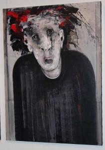 Portrait par Bernard Privat