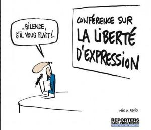 3 mai, journée mondiale pour la liberté de la presse