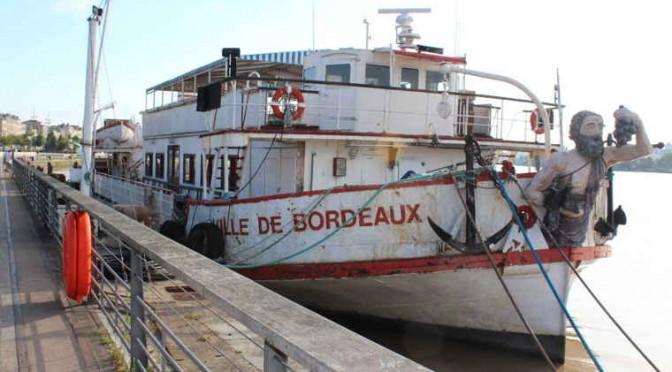 Bordeaux port de tourisme