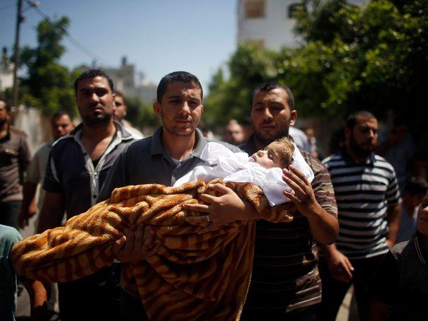 enfant tué à Gaza