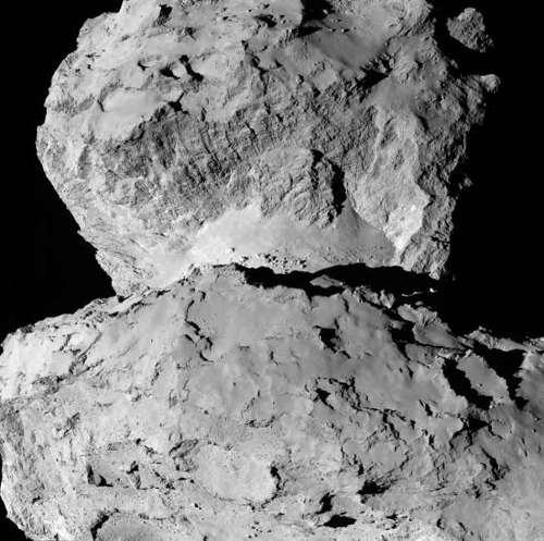 comète 67P