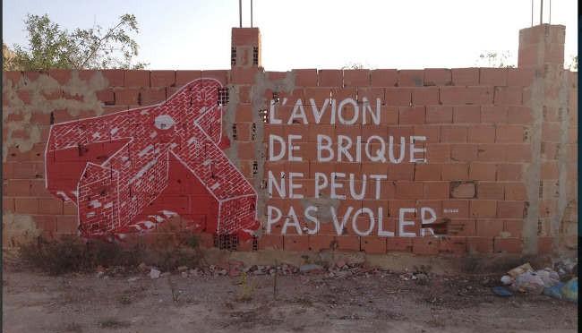 où l'on parle de Tunisie, de street art et de tourisme ?