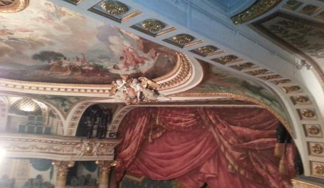 Plafond Grand Théâtre Bx