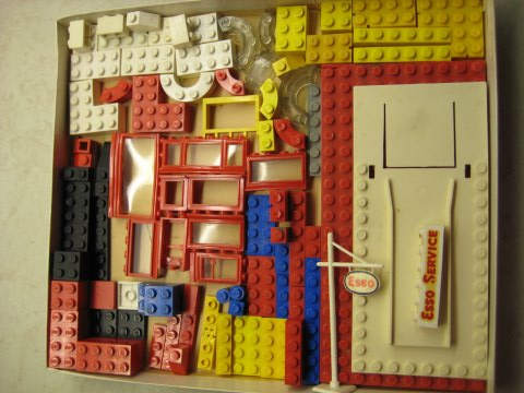 où l'on parle de Lego, de garçons et de filles …