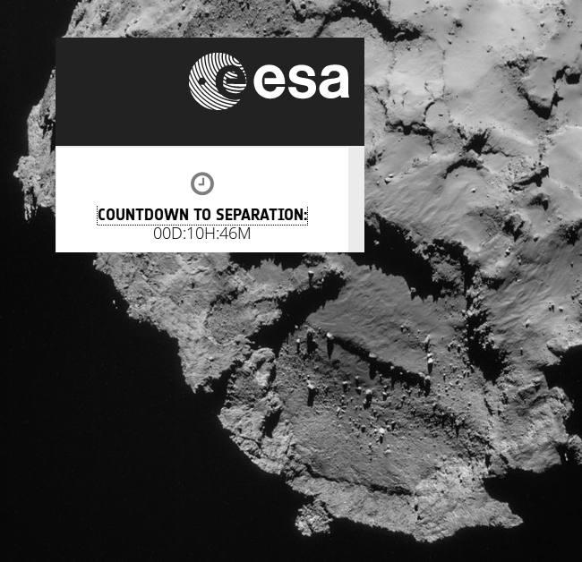 comète 67P/Churyumov-Gerasimenko