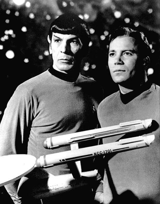 M. Spock