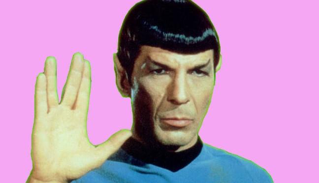 Monsieur Spock débarqué..