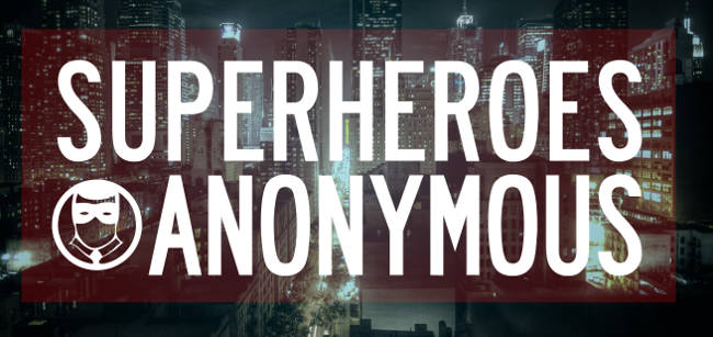 superheros anonymous