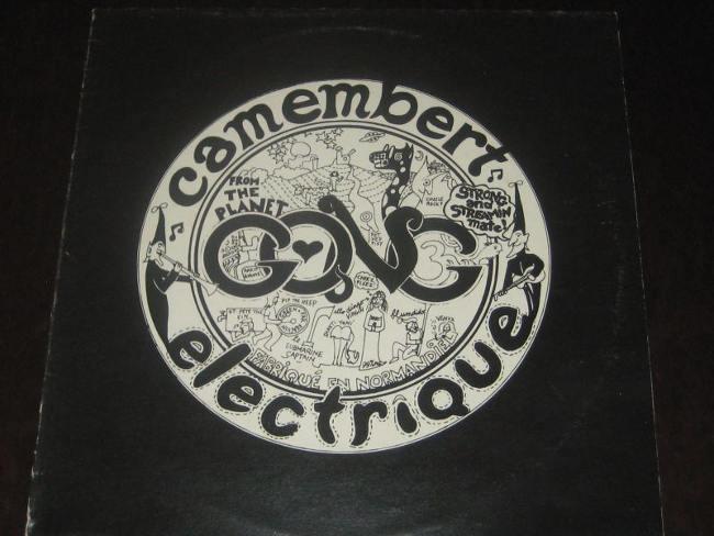 Gong camembert électrique
