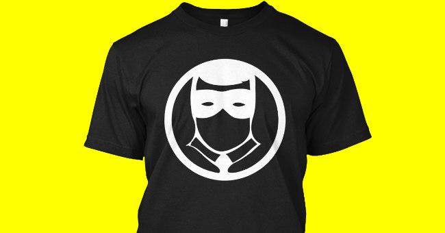 T-shirt superheros