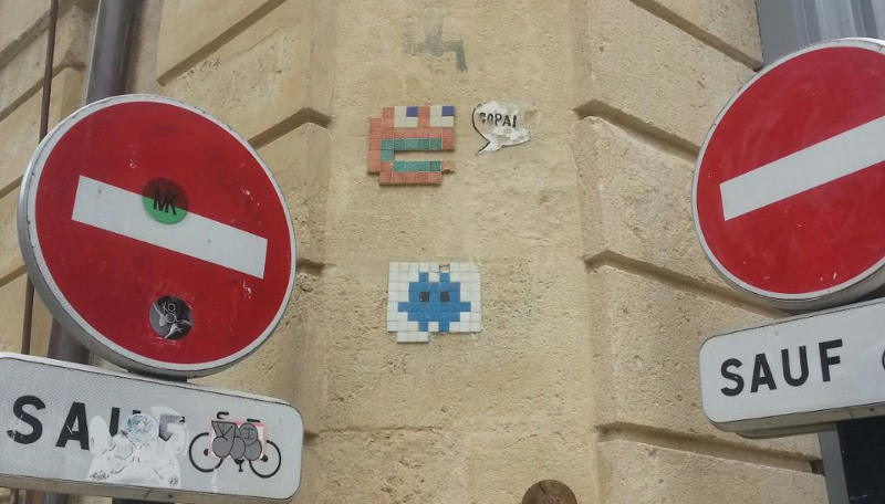 Street Art à Bordeaux