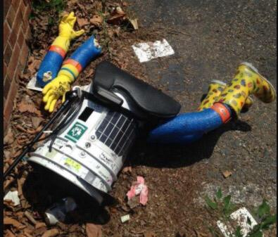 HitchBot mort